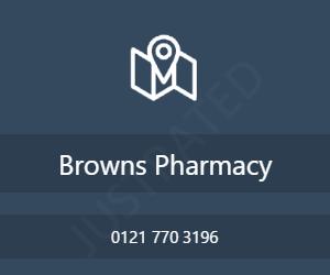 Browns Pharmacy