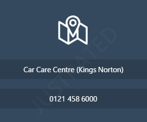Car Care Centre (Kings Norton)