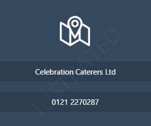 Celebration Caterers Ltd