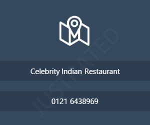 Celebrity Indian Restaurant