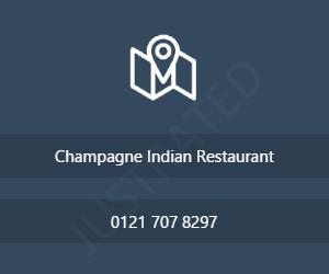 Champagne Indian Restaurant