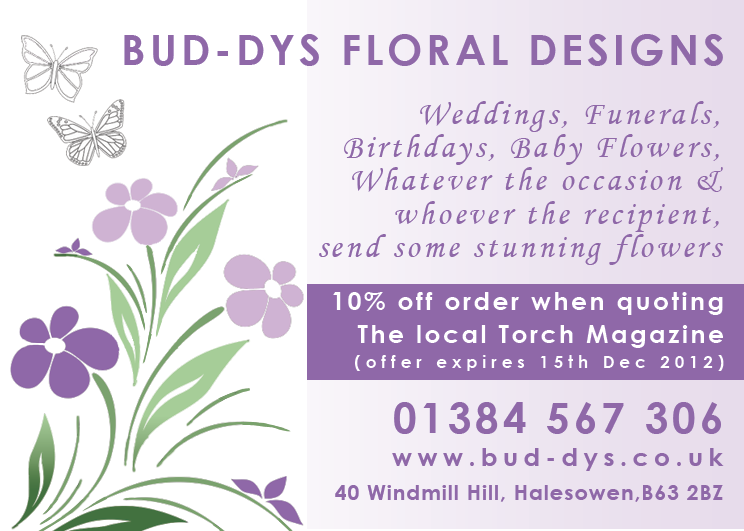 BUD-DYS FLORAL DESIGNS