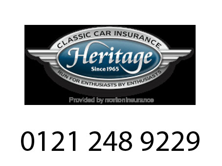 Heritage Car Insurance