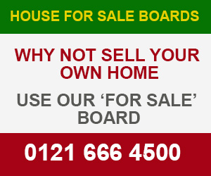 .House for sale Boards