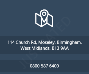114 Church Rd, Moseley, Birmingham, West Midlands, B13 9AA