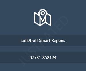 cuff2buff Smart Repairs