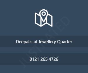 Deepalis at Jewellery Quarter