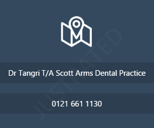 Dr Tangri T/A Scott Arms Dental Practice