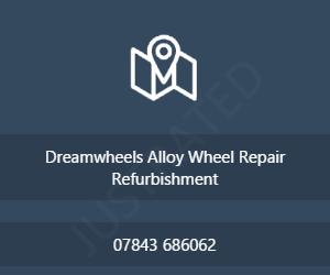 Dreamwheels Alloy Wheel Repair Refurbishment