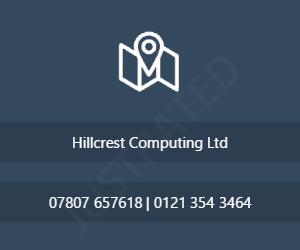 Hillcrest Computing Ltd