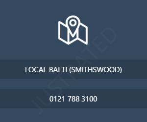 LOCAL BALTI (SMITHSWOOD)