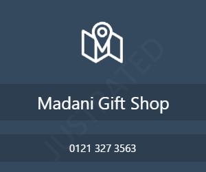 Madani Gift Shop