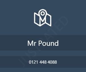Mr Pound
