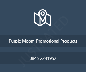 Purple Moom Promotional Products