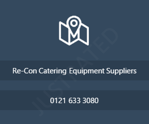 Re-Con Catering Equipment Suppliers