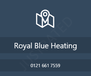 Royal Blue Heating