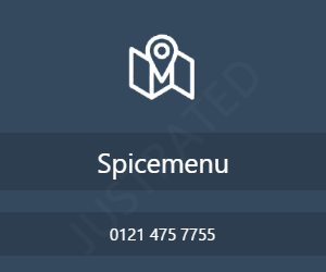 Spicemenu