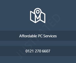 Affordable PC Services