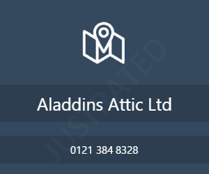 Aladdins Attic Ltd