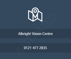 Albright Vision Centre