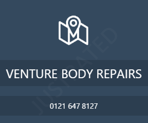 VENTURE BODY REPAIRS