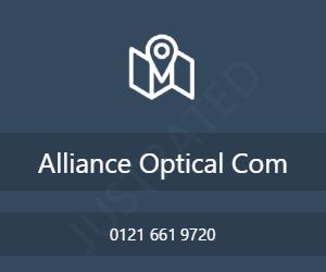 Alliance Optical Com