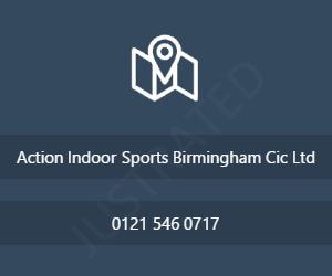 Action Indoor Sports Birmingham Cic Ltd