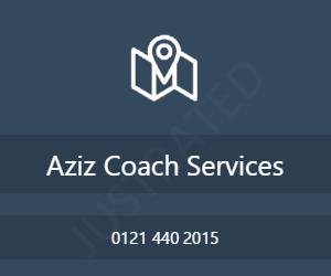 Aziz Coach Services