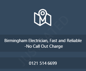Birmingham Electrician, Fast & Reliable - No Call Out Charge