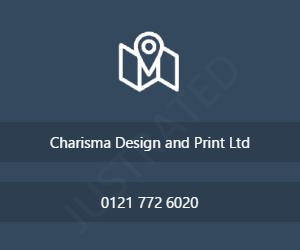 Charisma Design & Print Ltd