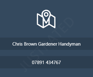 Chris Brown Gardener Handyman