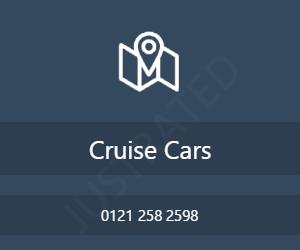 Cruise Cars