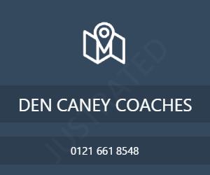 DEN CANEY COACHES