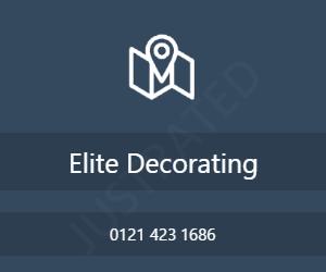 Elite Decorating