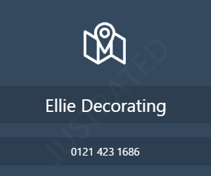 Ellie Decorating