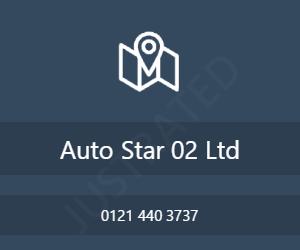 Auto Star 02 Ltd