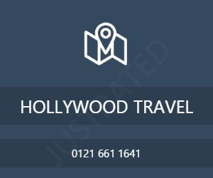 HOLLYWOOD TRAVEL