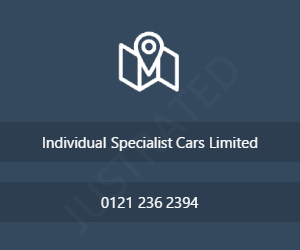 Individual Specialist Cars Limited