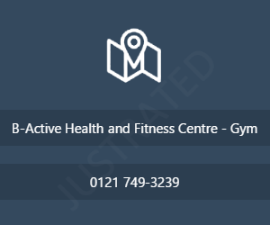 B-Active Health & Fitness Centre - Gym