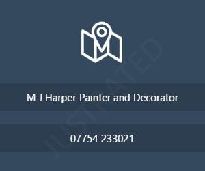 M J Harper Painter & Decorator