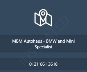MBM Autohaus - BMW & Mini Specialist