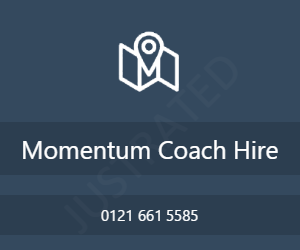 Momentum Coach Hire