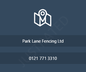 Park Lane Fencing Ltd