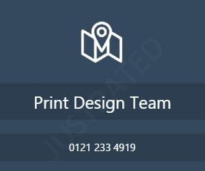 Print Design Team