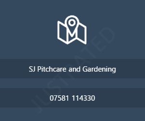 SJ Pitchcare & Gardening