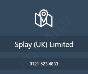 Splay (UK) Limited