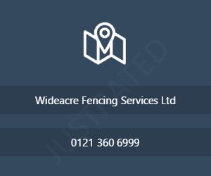 Wideacre Fencing Services Ltd