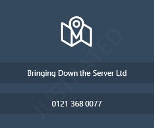 Bringing Down the Server Ltd