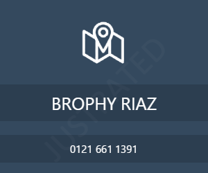 BROPHY RIAZ