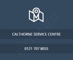 CALTHORNE SERVICE CENTRE